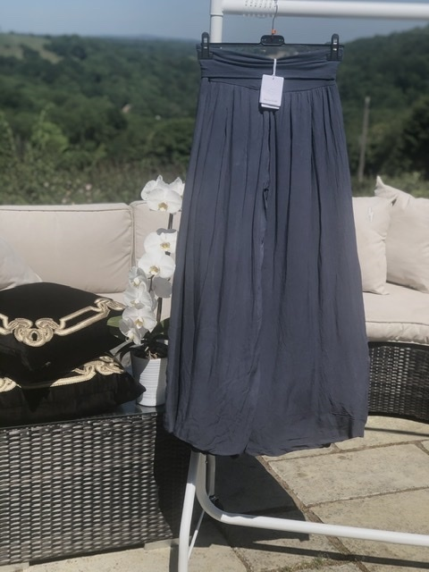 Lovely Girl Luxury Feel Trouser Navy