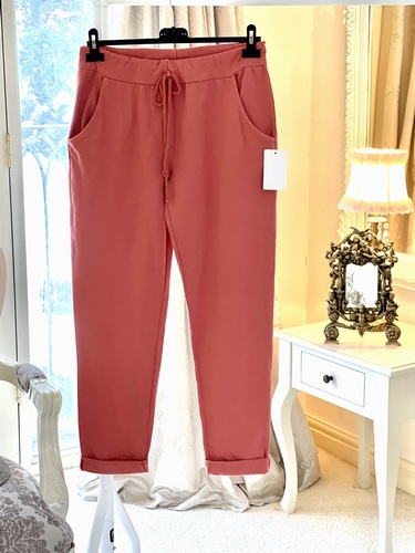 New Season Super Soft Joggers Cinnamon